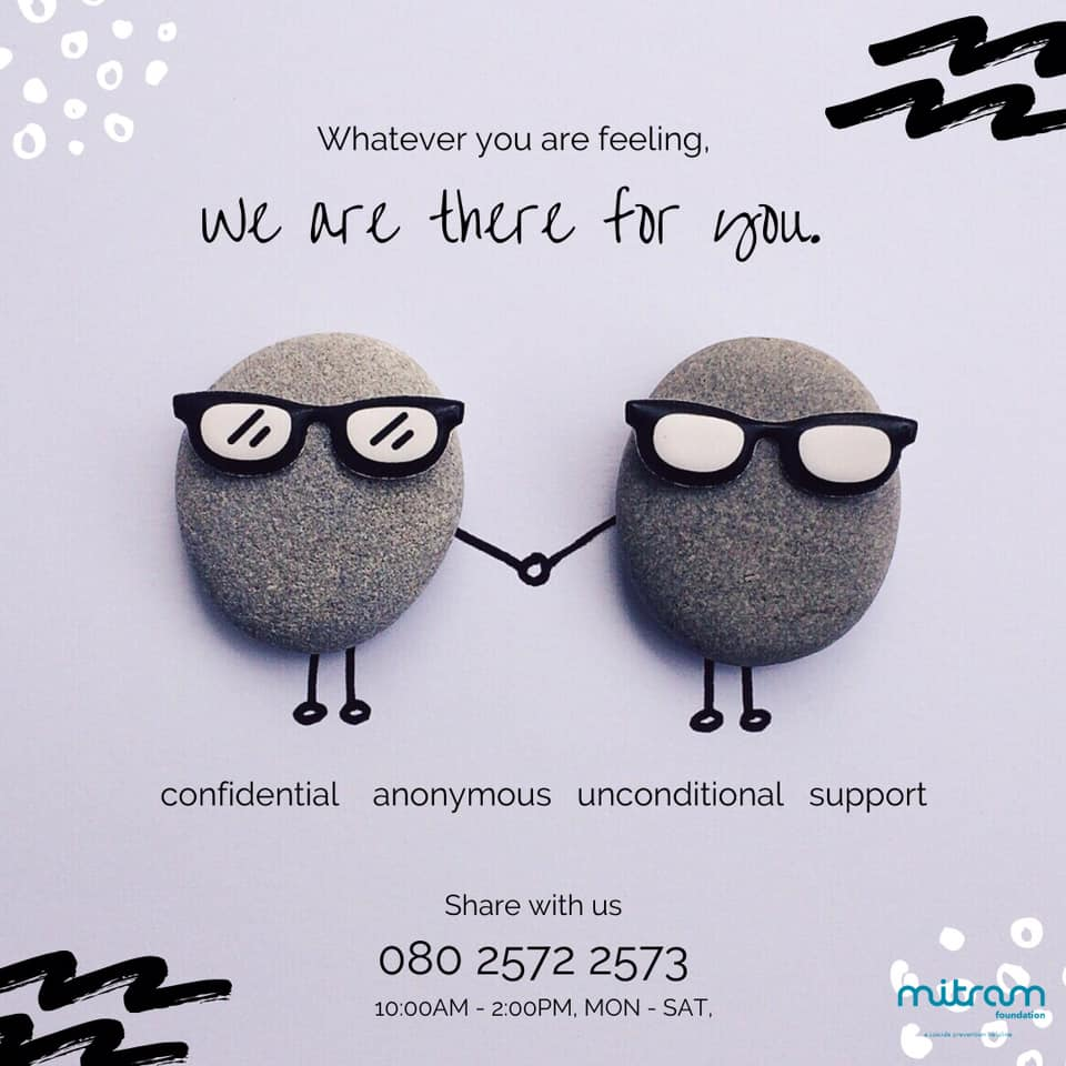 We are there for you